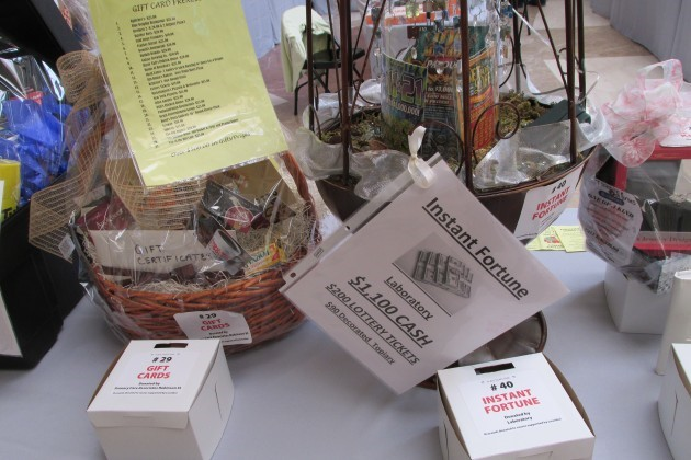 Lourdes Hospital Annual Basket Raffle